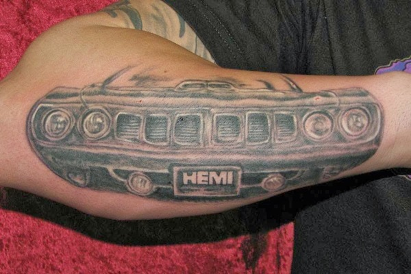 50 Best Free Car Tattoo Designs And Ideas Ideas And Designs