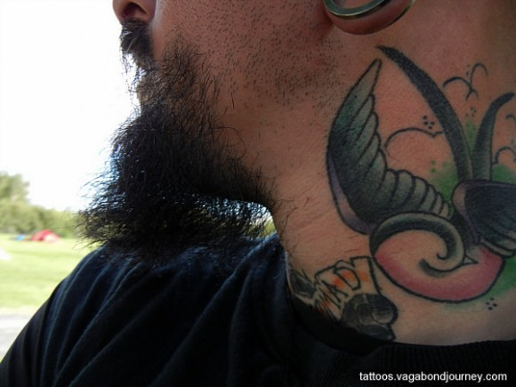 The Social Implications Of Neck Tattoos Ideas And Designs
