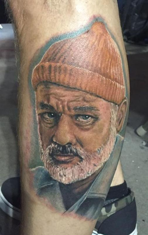 Bill Murray By Spartacus Durant Tattoos Ideas And Designs