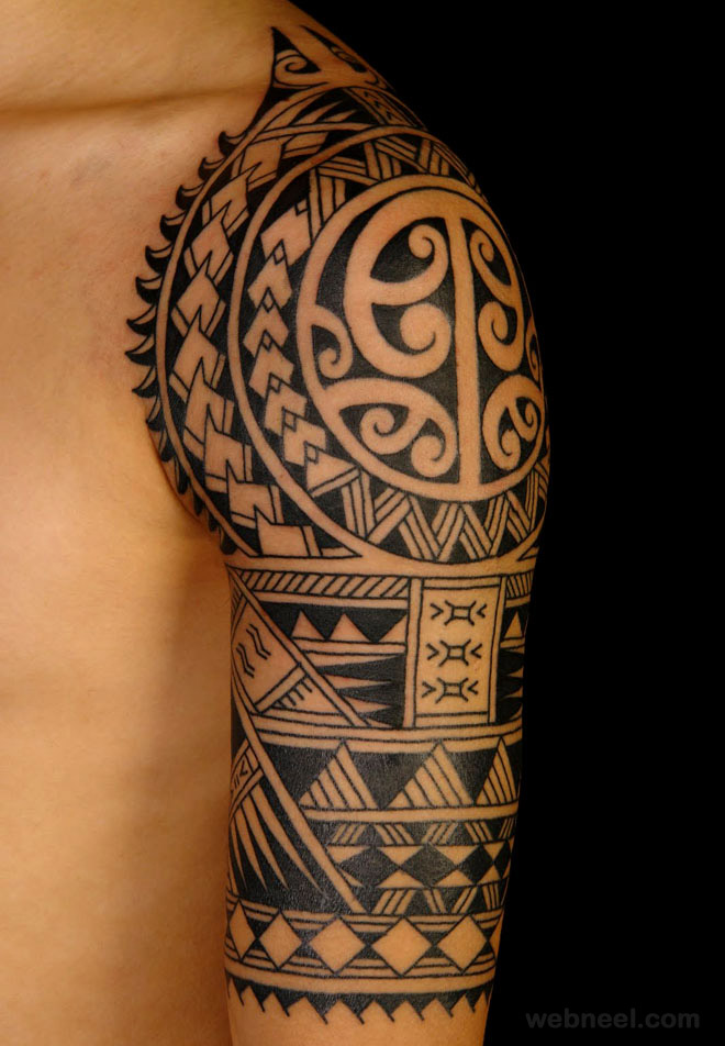 30 Beautiful And Creative Tribal Tattoos For Men And Women Ideas And Designs