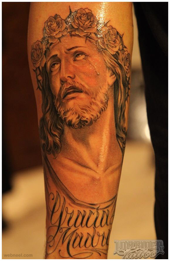 Tattoo Jesus 22 Ideas And Designs