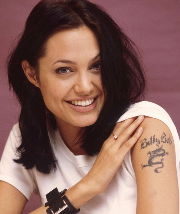 7 Celebrities Who Were Left With Tattoos Of Their Exes Ideas And Designs