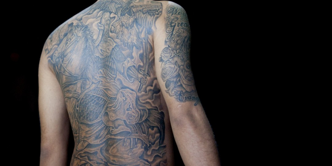 Canadian Student Develops Pain Free Tattoo Removal Cream Ideas And Designs