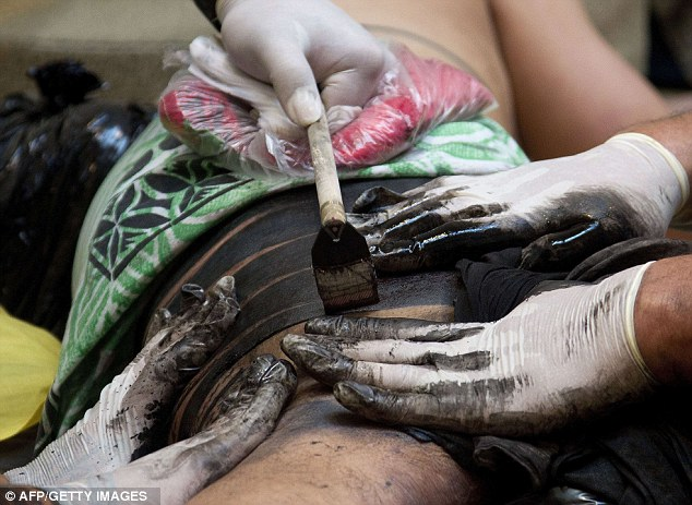 Cook Islands Rediscover The Lost Art Of Pacific Tattoo Ideas And Designs
