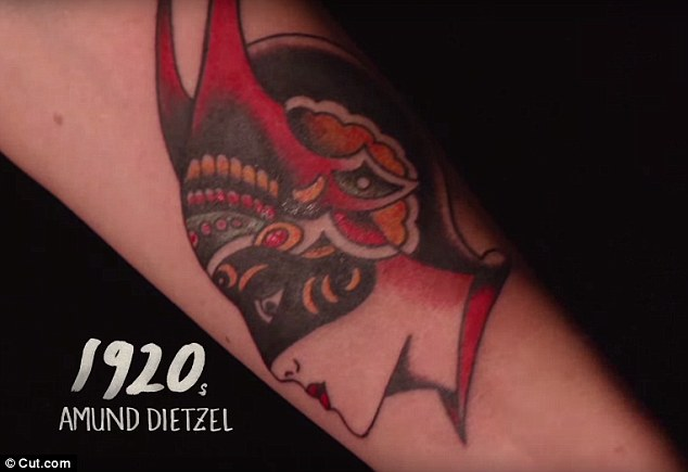 Casey Lubin Gets 11 Tattoos In One Week To Spotlight The Ideas And Designs