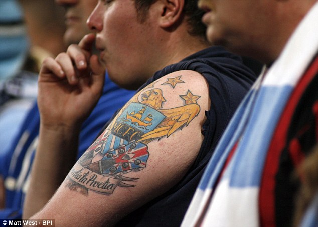 Man City Consider Paying For Fans To Remove Tattoos Of Ideas And Designs