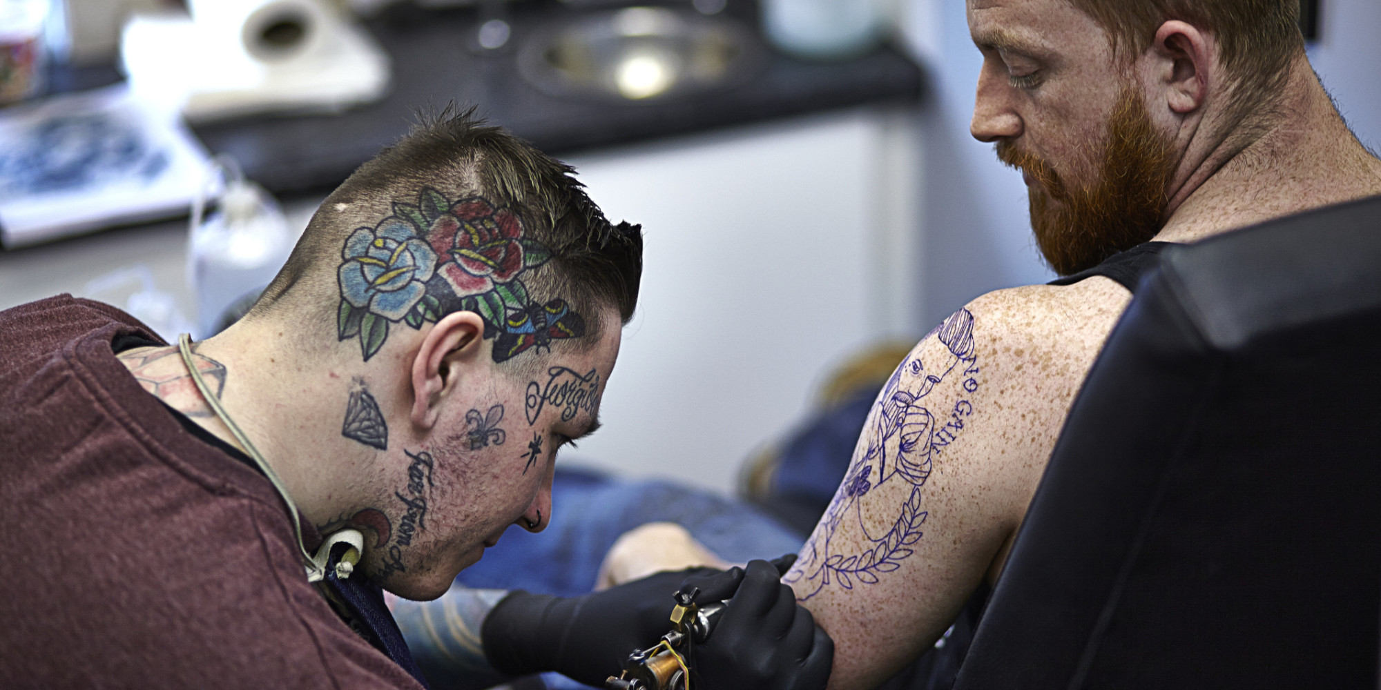 Tattoo Artists Reveal Their Worst Customer Experiences Ideas And Designs