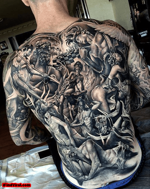 Seven Deadly Sins Tattoo Ifindviral Com Ideas And Designs