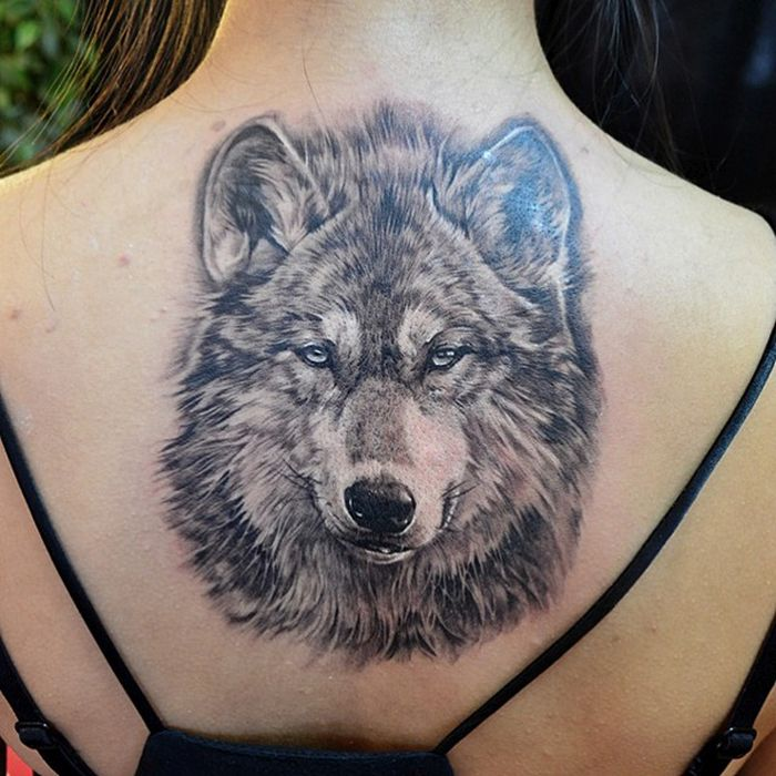 50 Of The Most Beautiful Wolf Tattoo Designs The Internet Ideas And Designs