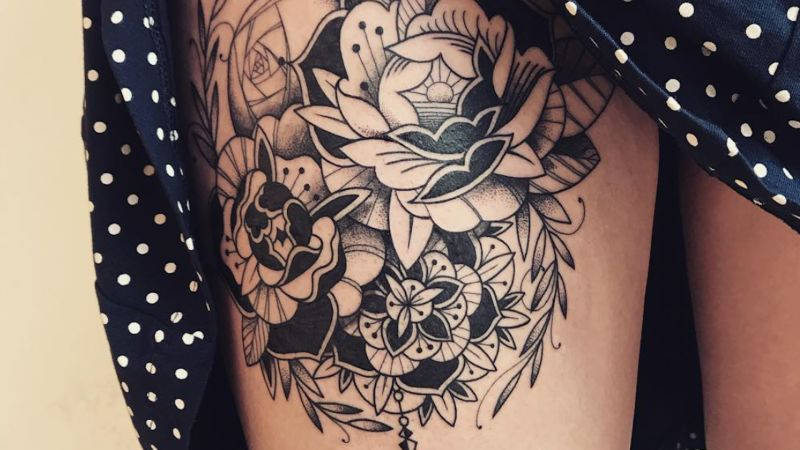 Watch 8 Tattoo Artists To Follow On Instagram Glamour Ideas And Designs