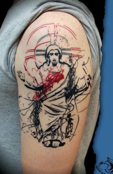 Great Jesus Pictures Tattooimages Biz Ideas And Designs