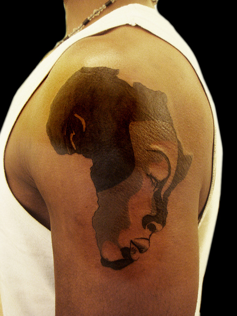 Africa Tattoo Ideas And Designs