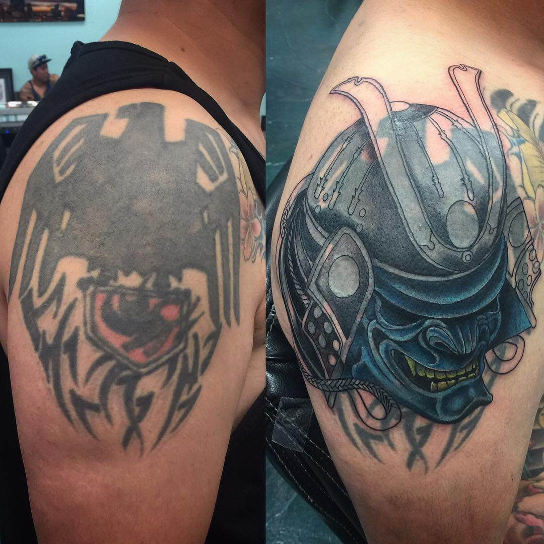 33 Tattoo Cover Ups Designs That Are Way Better Than The Ideas And Designs