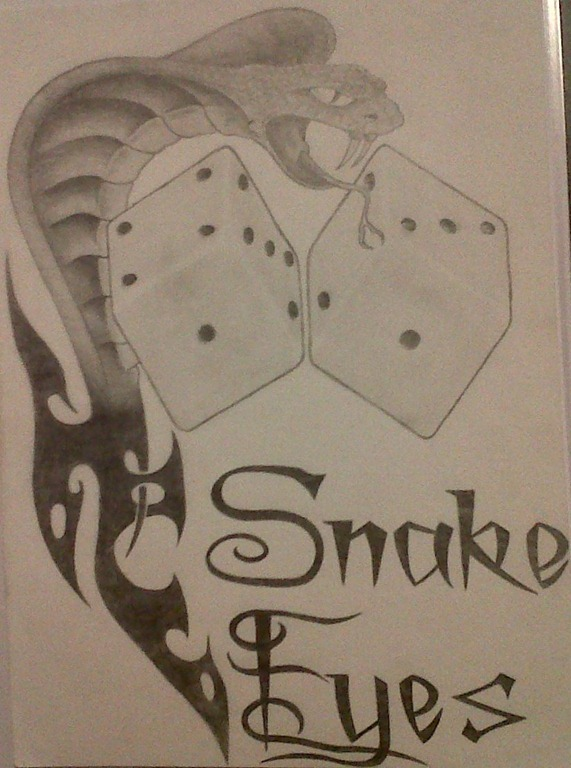 Snake Eyes Tattoo My Blog Ideas And Designs