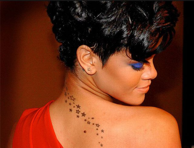 Celebrity Tattoos Female 25 Awesome Collections Slodive Ideas And Designs