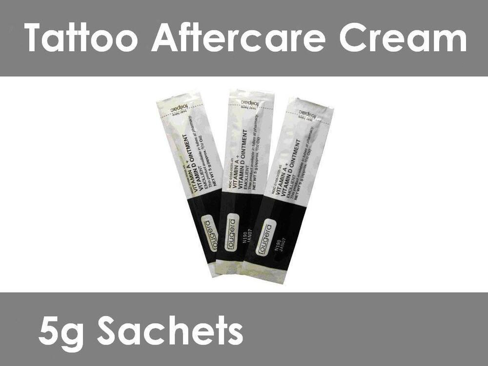Tattoo Aftercare Cream Vitamin A D Faster Healing Ideas And Designs