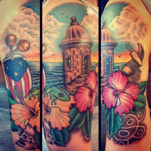 1000 Images About Puerto Rican Tattoos On Pinterest Ideas And Designs