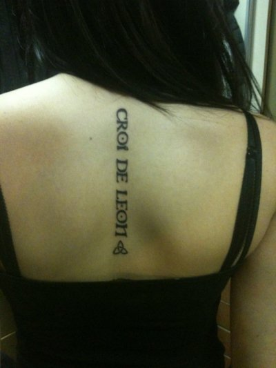 Fashion Female And Have Fun Fifth Element Tattoo Ideas And Designs