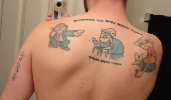 Funny Dumb Tattoos 14 Desktop Wallpaper Funnypicture Org Ideas And Designs