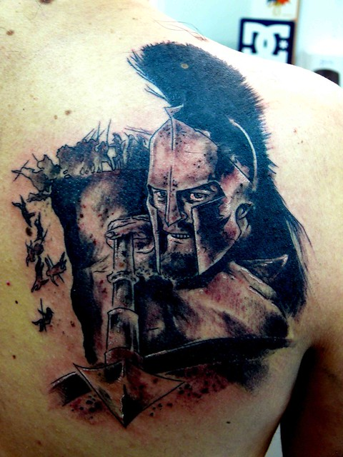 300 Leonidas Tattoo Explore Crosstown Tattoo S Photos On Ideas And Designs