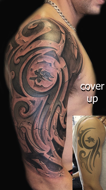 Stone Triball 3D Tattoo Flickr Photo Sharing Ideas And Designs