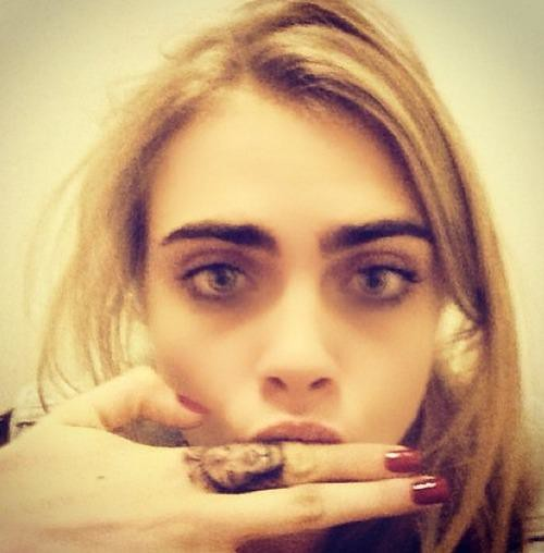 Cara Delevingne Cara Delevingne Got Her First Tattoo A Ideas And Designs