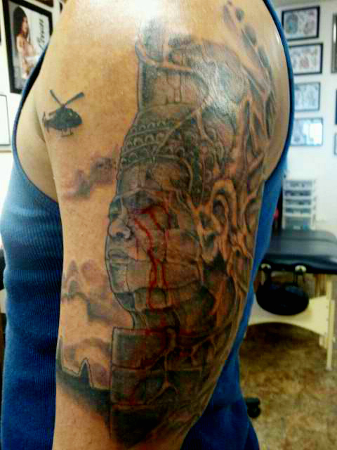 Ghosts Of Khmer Rouge Tattoo Flickr Photo Sharing Ideas And Designs