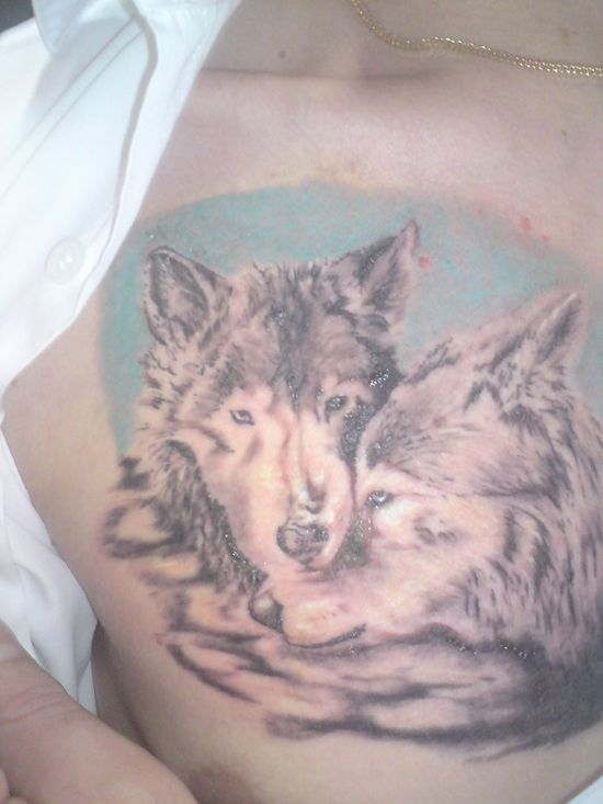 Wolf Tattoos Designs Tattoo Ideas 3D Photo Fav Ideas And Designs