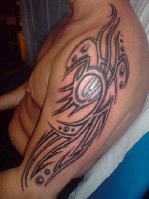 Tattoo Tribal Ornament 3D 21 By Tattoopatric On Deviantart Ideas And Designs