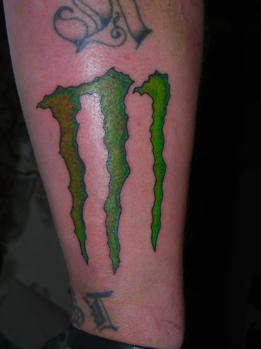 Monster Tattoo By Lucidpetroglyphs666 On Deviantart Ideas And Designs