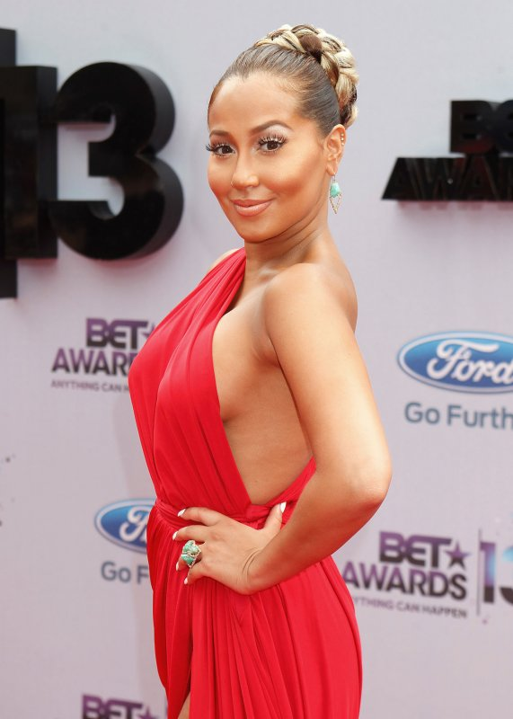 Adrienne Bailon Rob Kardashian S Name Is Coming Off Her Ideas And Designs
