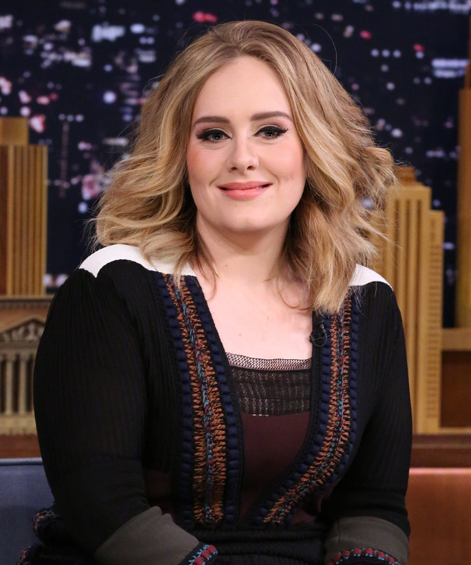 Adele Explains How Her Tattoos Refer To Her Son As Her Ideas And Designs