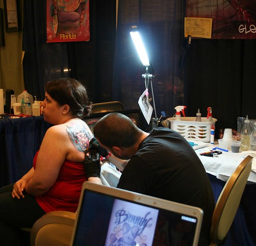 Baltimore Tattoo Arts Convention 2008 I Grabbed Cards Ideas And Designs
