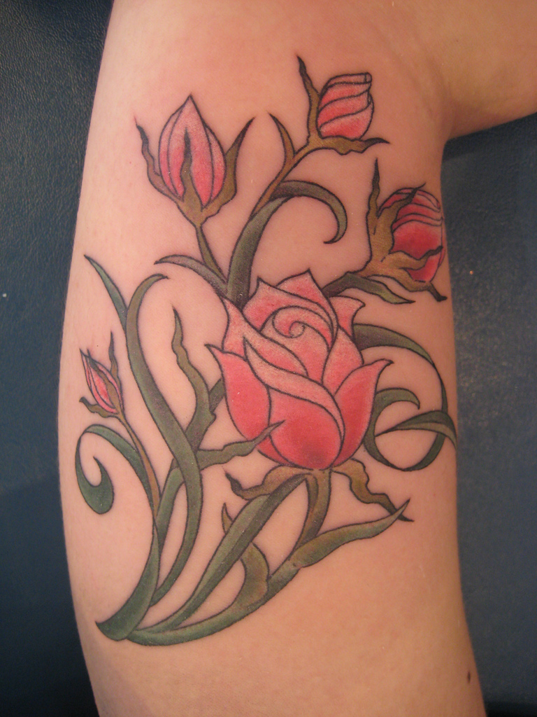 Flower Tattoos Tattoo Designs And Ideas For Men Women Ideas And Designs