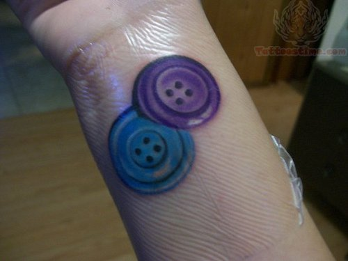 Button Tattoo Images Designs Ideas And Designs