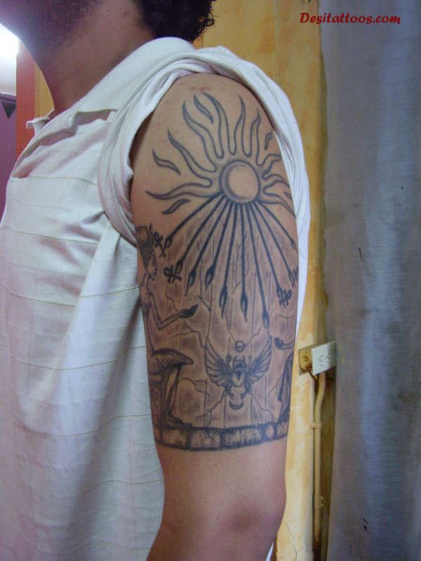 Egyptian Tattoo Images Designs Ideas And Designs