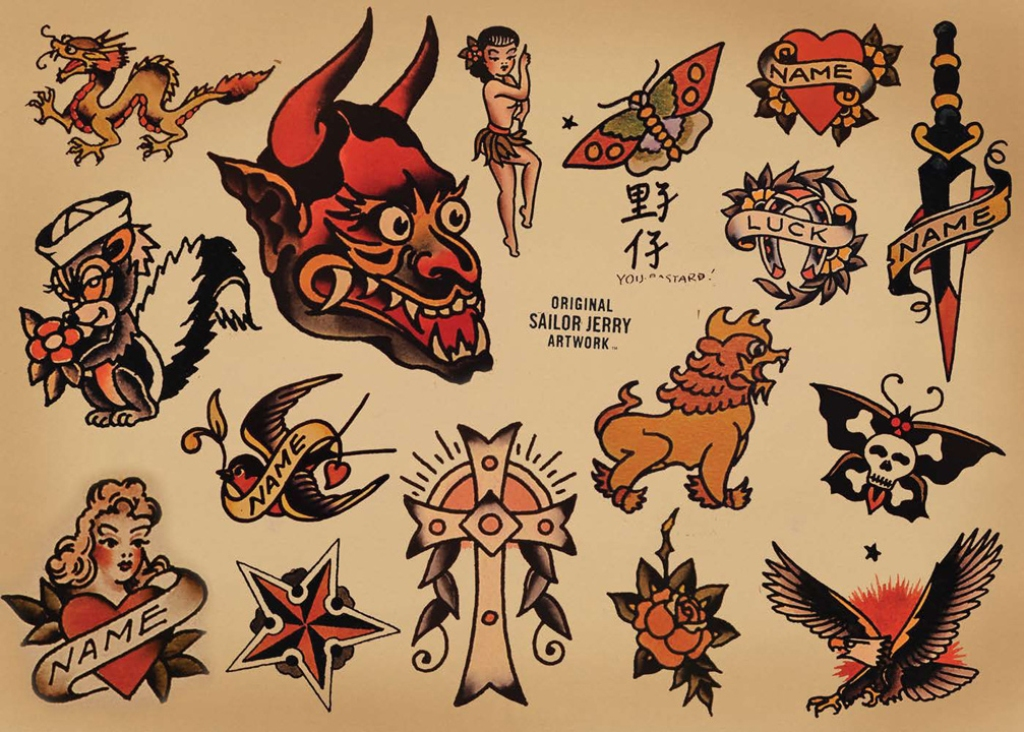 Sailor Tattoo Images Designs Ideas And Designs