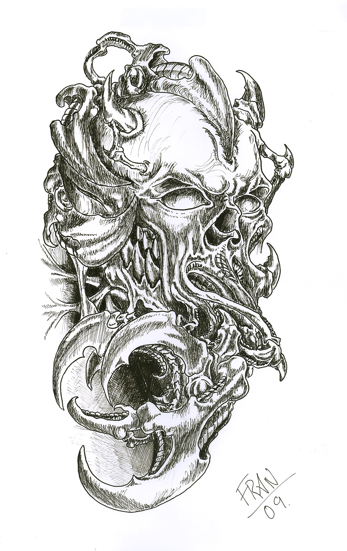 Skull Tattoos Designs Ideas Page 32 Ideas And Designs