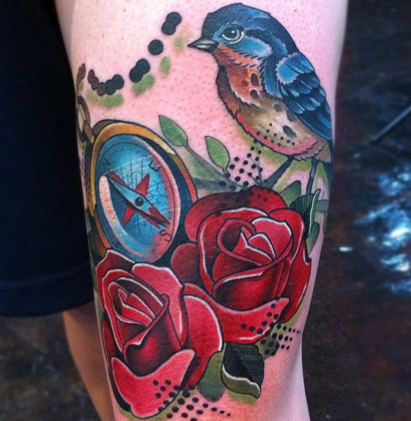 Birds Tattoo Images Designs Ideas And Designs