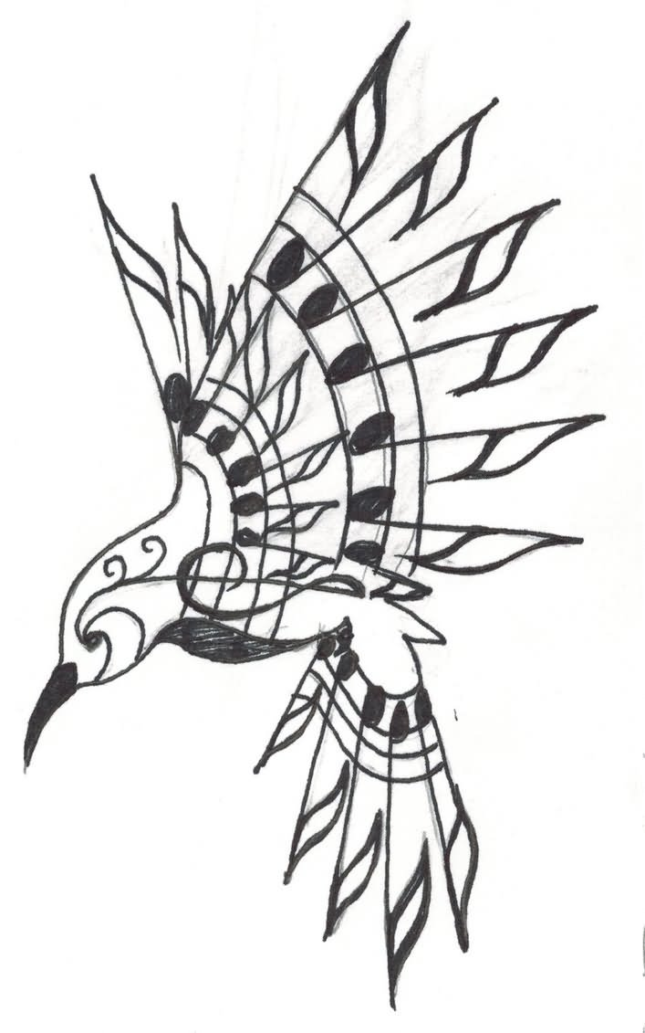 Hummingbird Tattoo Images Designs Ideas And Designs