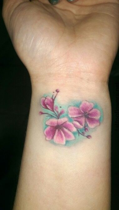 Cherry Blossom Tattoo Images Designs Ideas And Designs