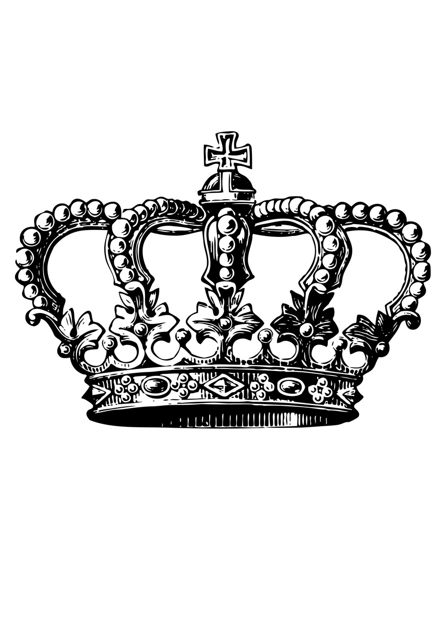 Crown Tattoo Images Designs Ideas And Designs