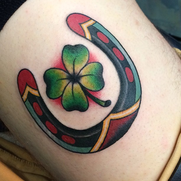 Clover Tattoo Images Designs Ideas And Designs