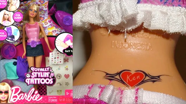 The 14 Most Controversial Barbies Ever Entertainment Tonight Ideas And Designs