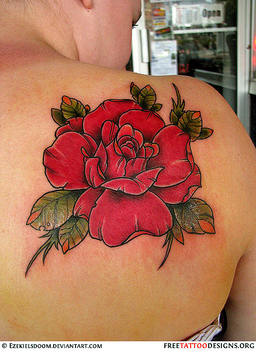 50 Rose Tattoos Meaning Ideas And Designs