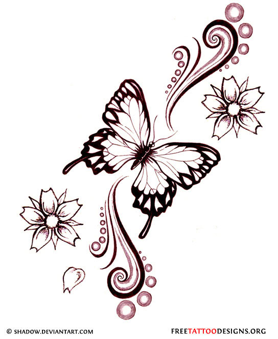 60 Butterfly Tattoos Feminine And Tribal Butterfly Ideas And Designs