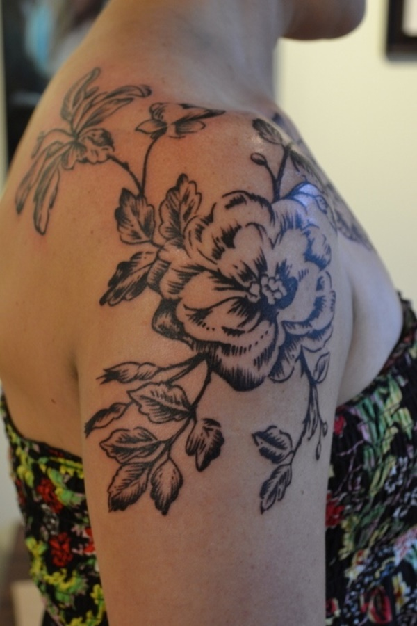 101 Feminine Flower Tattoo Designs For Women Ideas And Designs