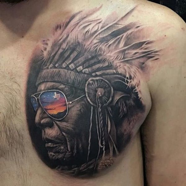75 Amazing Native American Tattoos For A Tribal Look Ideas And Designs