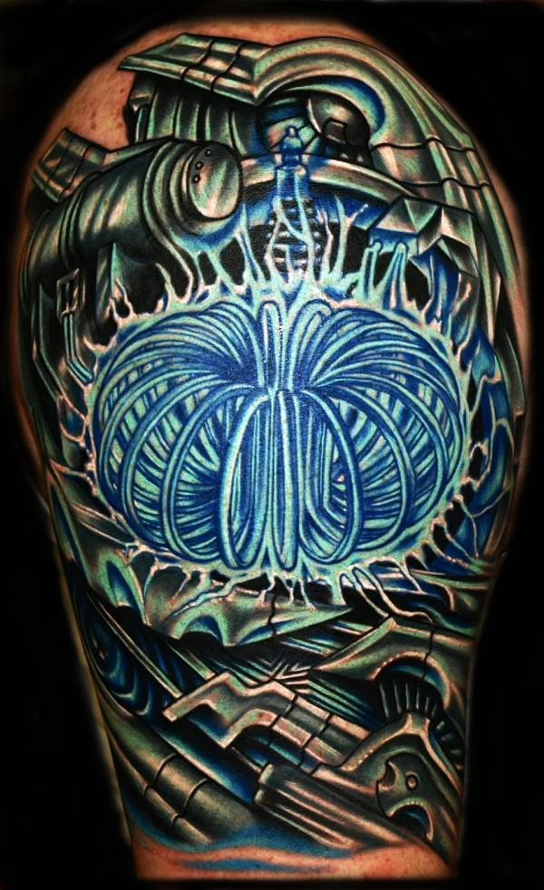 Tattoo Spotlight The Artistic Element Of Roman Abrego Ideas And Designs