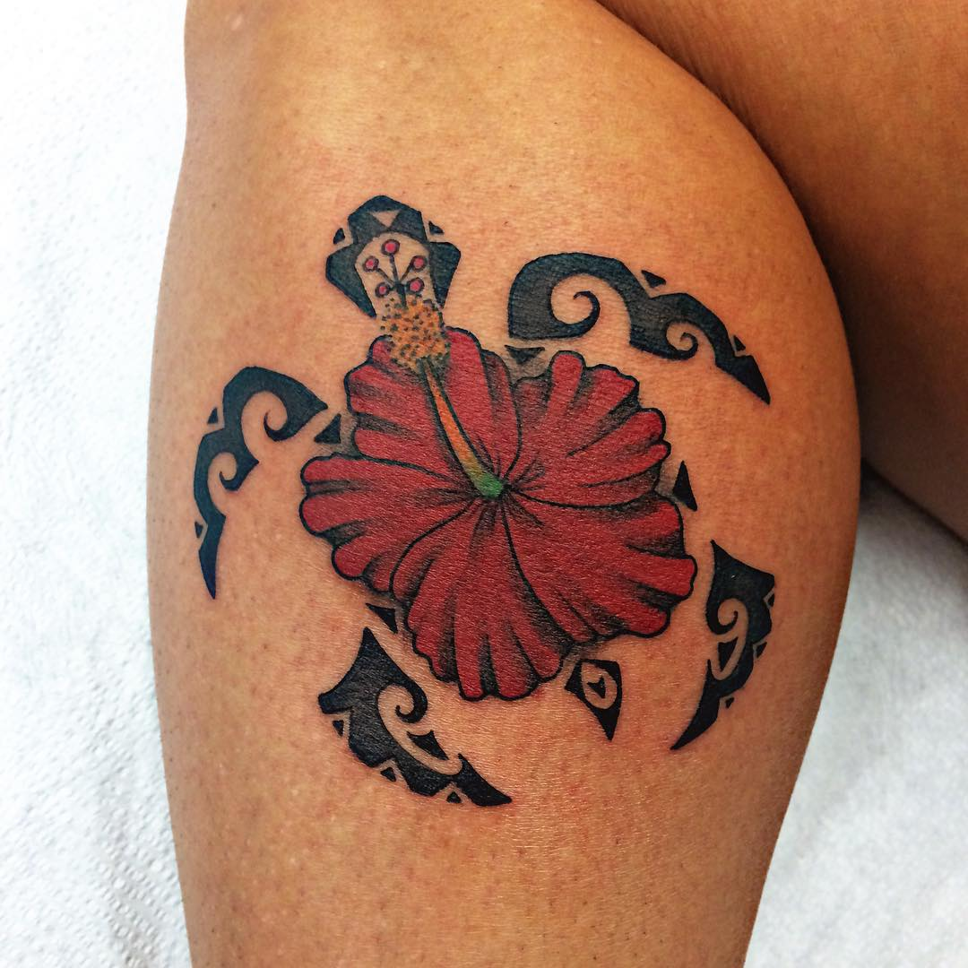 Hawaiian Tattoo Designs And Meanings Ideas And Designs